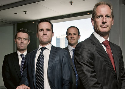 London firm, big WA players lead the pack with deals
