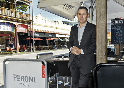Amendment to encourage business in Freo