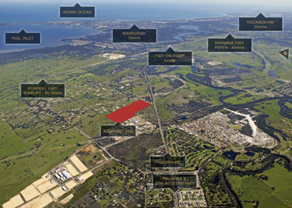 Smaller industrial lots lure for Pinjarra site