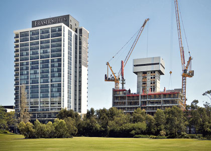 Apartment developers look for investor boost