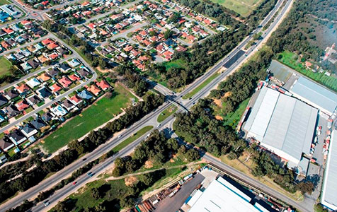 Work starts on Roe Highway upgrade
