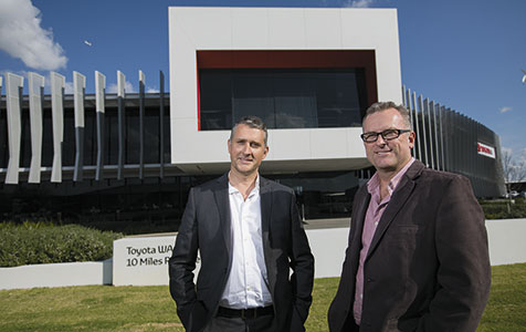Roxby draws on experience to join commercial space