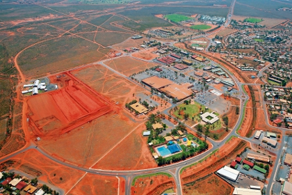 BHP moves into Pilbara property