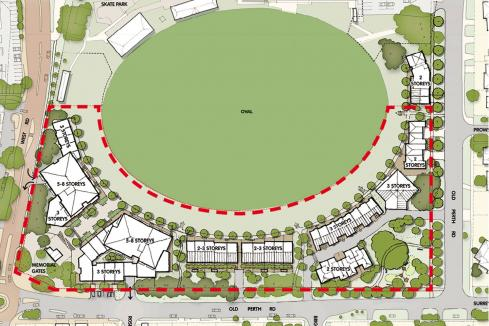 Bassendean plans for eight storeys