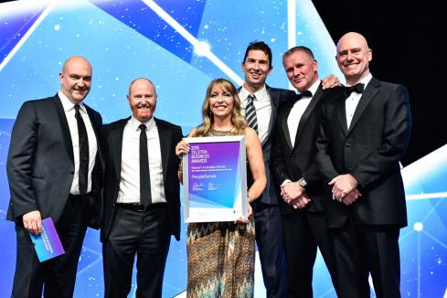 PeopleSense named top WA business