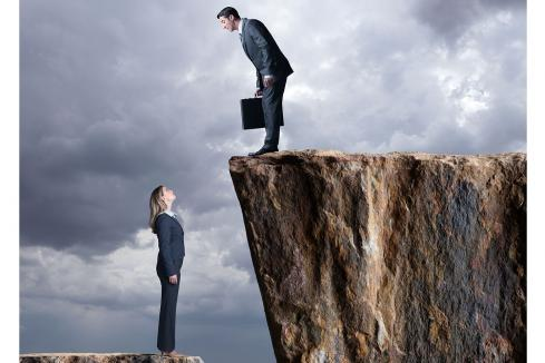 Balancing perspectives on gender issues at work