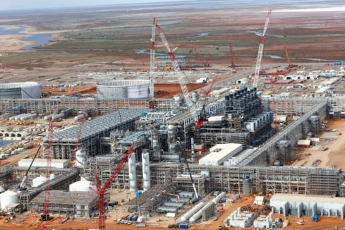 Chevron to spend $US2bn on Gorgon, Wheatstone