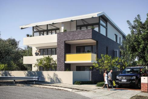 Maylands infill model pitch
