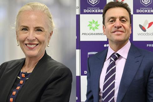 Grist, Murphy join Fremantle board
