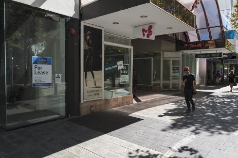 Retailers waiting for redeveloped city malls