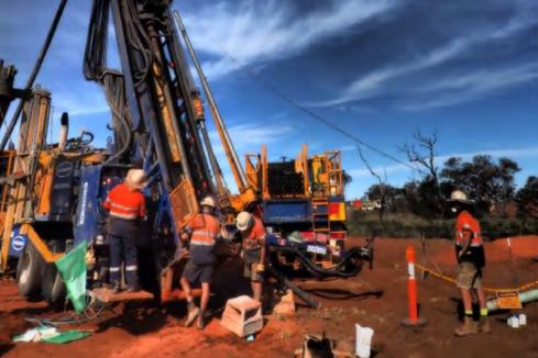 Gold Road in $350m JV deal for Gruyere