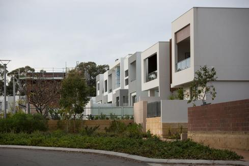 Perth housing market shows signs of life
