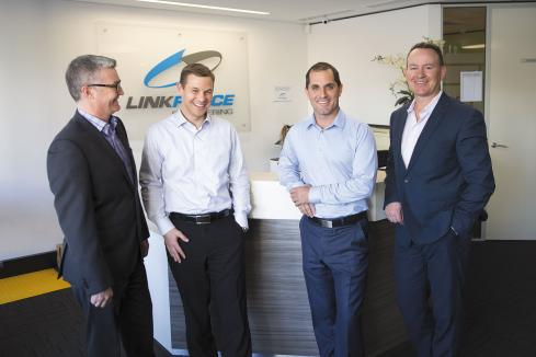 Linkforce, Curtin play numbers game
