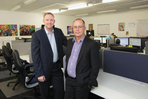 Software investor poised for growth