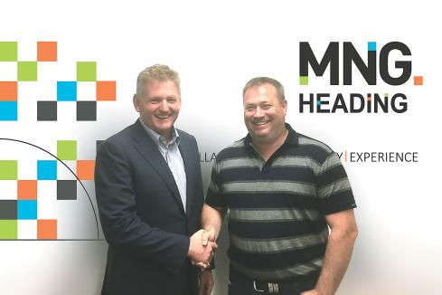 MNG heading east with tie-up in Victoria