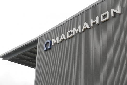 Cimic makes bid for Macmahon
