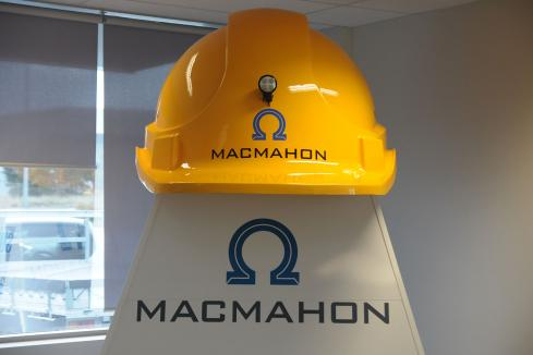Cimic won't raise Macmahon offer