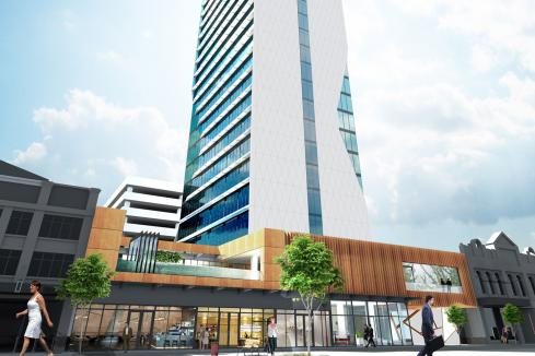 Mantra to operate Atzemis' new city hotel