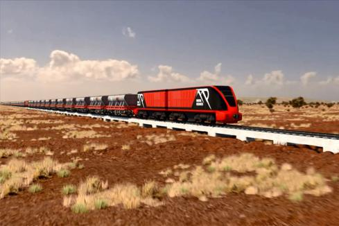 MinRes gets nod for BOTS rail project