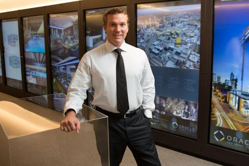 Blackburne leads WA in Young Rich List