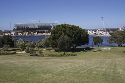 East Perth primed, but not firing