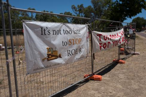 Roe 8 opponents lose Federal Court bid