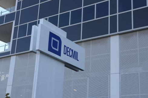 Contract wins for Decmil