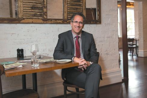 CEO lunch with Sherif Andrawes