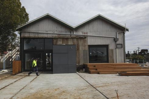 Goods Shed takes on new, creative form