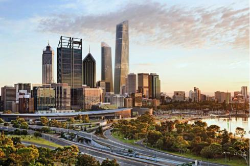 $1.8bn World Trade Centre proposal for Perth