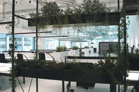 Brookfield shows off latest in office design