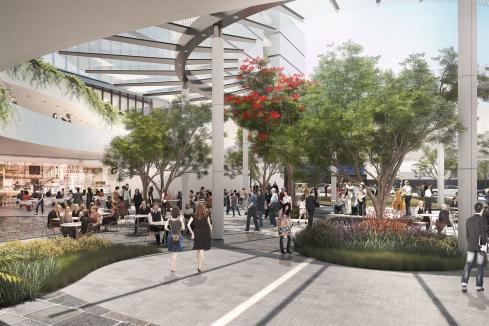 Link Group to move up terrace to QV1