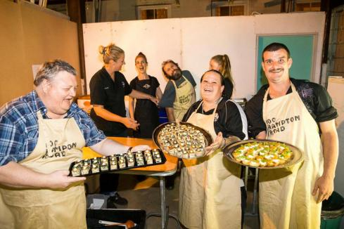 Top chefs gather for foodie fest