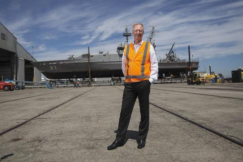 Austal to Adelaide in naval work pursuit