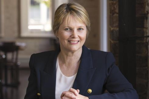 CEO lunch with Deidre Willmott