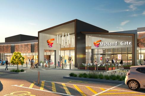 Vicinity presses go on $100m Midland expansion