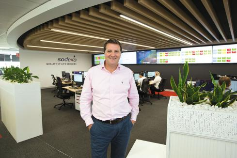 Sodexo solutions make the humdrum high tech