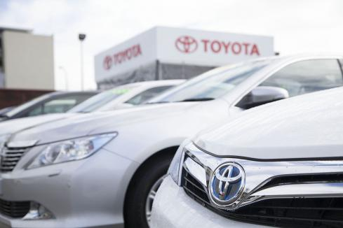 Another big fall in new car sales