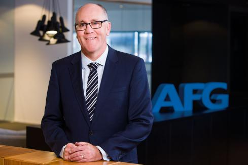 AFG names new CEO