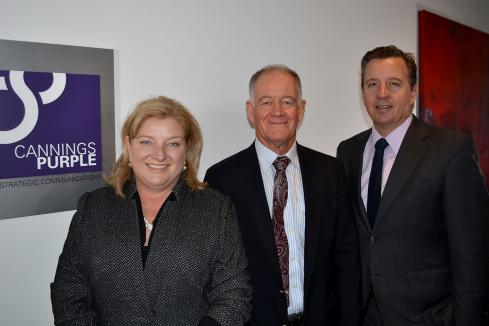 Jones to chair Cannings Purple
