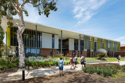 Willetton SHS takes top architecture award