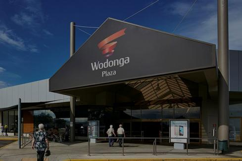 Wodonga Plaza a match for M/Group