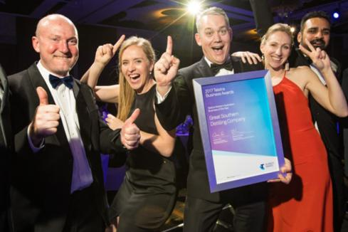 Great Southern takes top prize at Telstra awards