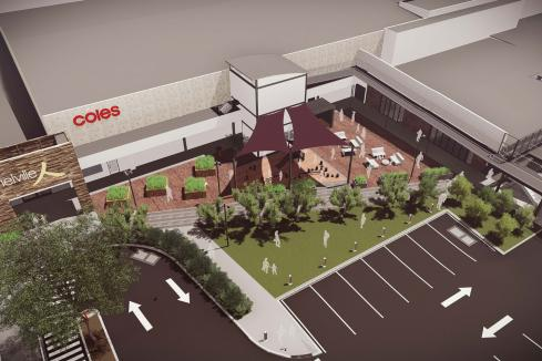 Melville Plaza to get $5m upgrade