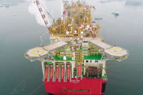 Prelude to an LNG drag race