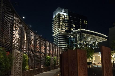 Crown Towers takes top accommodation prize