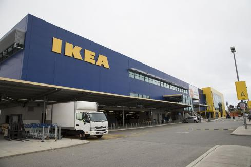 GDI in $143m bid for Perth's IKEA store