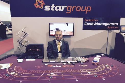 Stargroup enters casino equipment market
