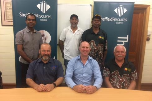 Sheffield launches Aboriginal work program