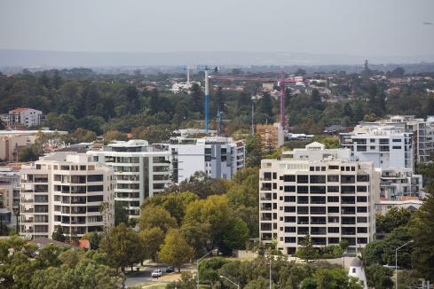 Finbar proposes two South Perth towers